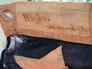 Upper Hoist - Inscription & Detail