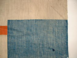 Dutch stripes bottom - detail
