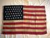 U.S. 45 Star Flag - G.A.R. Veteran.