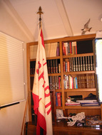 With flag - 2