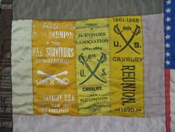 6th Cav. 1899 &1890