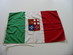 Italy - Civil Ensign - Merchant & Courtesy Flag.