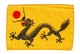 Imperial China National flag, 1863.