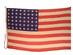 United States  // 48 stars /  nylon Ensign