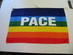 Italy Pace Da Tutti i Balconi Flag.