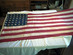 U.S. 42 Star Flag.
