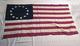U.S. 13 Star Betsy Ross Single Ring