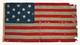U.S. Navy Boat Flag - Battery Wagner Assault 1863.