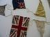 United Kingdom // Imperial flag line / 1920's