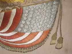 Obverse - Flag Detail