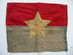 Viet Cong National Flag,  Soldier's Personal Flag.