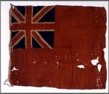 Museum of the Confederacy similar flag 1906.08