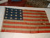U.S. 16 Star Boat Ensign, Johnson Brothers, ME.