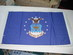 U.S. Air Force Ceremonial Flag // 1947 // Present