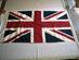 U.K. national flag, 1960.