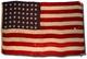 48 Star U.S. Ensign, WWII - Undisclosed Vessel