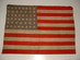 U.S. 46 Star Flag San Francisco Earthquake.