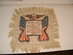 US // Patriotic Pillow Sham / WW I