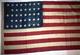 U.S. 38 Star Flag - J. Wright.