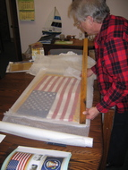 Measuring Flags