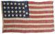 U.S 26 Star Flag - Michigan 26th State.