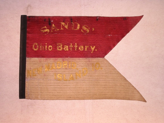 U.S Army, Sand\'s Ohio Battery, 1862