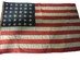 U.S. 36 Star Flag - Mastai 141.