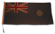 Royal Indian Navy Jack with Star of India Badge.