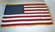U.S. 50 Star Ceremonial Flag.