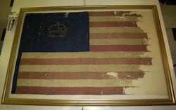 PA flag In Frame