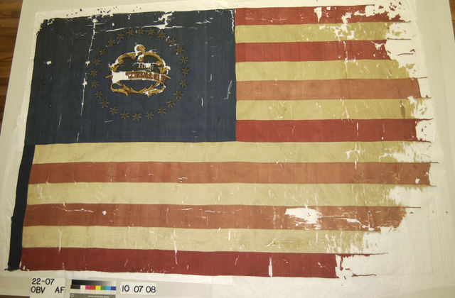 U.S. 24 Star Pennsylvania Militia color 1822-1836