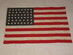 United States // 46 Star Flag / 8-7-8-8-7-8 keneti
