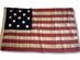 U.S. 13 Star Centennial Flag.