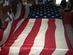 U.S. 45 star flag, rare pattern.