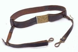 Sword Belt & Plate