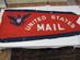 U.S. Mail Pennant, Vessels & Installations.
