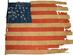 U.S. 21 Star Grand Luminary Flag - Illinois.