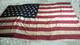 U.S. 48 Star Anticipatory Flag.