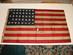 U.S. 38 Star Flag.