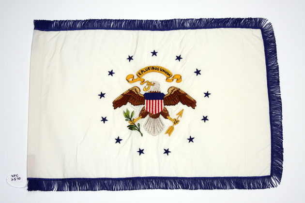 U.S. Vice President\'s Flag 1947-1975 design.