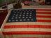 U.S. 38 Star Flag, James M. Armstrong.