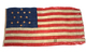 U.S. 13 Star Flag - Great Star in Glory.