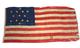 U.S. 13 Star Flag - Great Star in Glory.