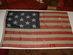U.S. 13 Star Flag - John B. Batchelder