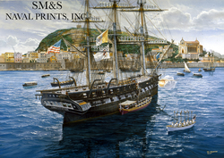 Copyright 2011 SM&S Naval Prints, Tom W. Freeman