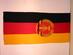 German Democratic Republic // state flag