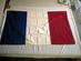 France national flag.