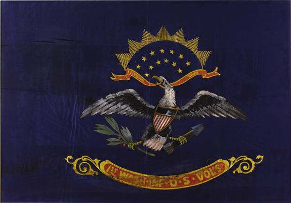 U.S. 13 Star - 1st Washington Volunteer Infantry.