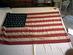 United States // 46 stars / Mrs. Louis Reinhart