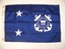 U.S. Coast Guard Rear Admiral Flag - Upper Half.